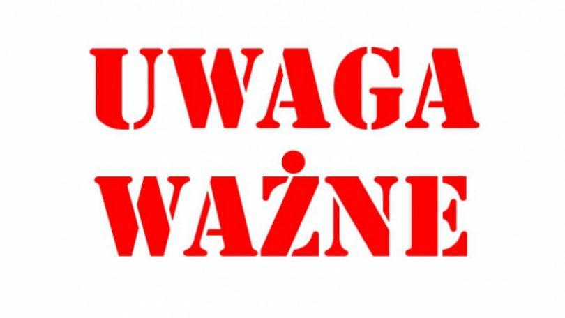 Ilustracja do informacji: Uwaga!!! Obchody Stulecia Bitwy Warszawskiej zaplanowane na ten weekend zostały ODWOŁANE!!